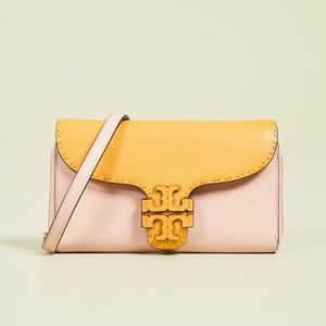 Tory Burch $298 McGraw Flat Wallet Crossbody